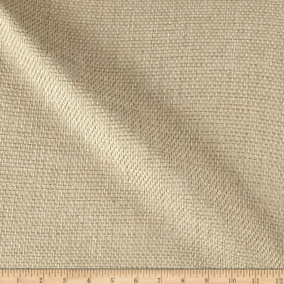 Machine Washable Empire Burlap Wheat