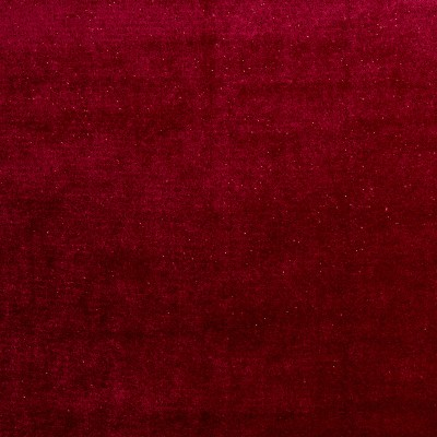 Pine Crest Fabrics Stretch Twinkle Velvet Red/Red