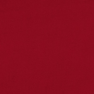 Techno Scuba Double Knit Solid Red