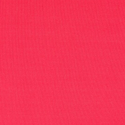 Techno Scuba Double Knit Solid Neon Pink