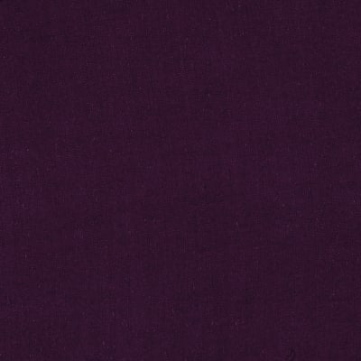 Rayon Challis Solid Purple