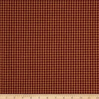 Ralph Lauren Home LCF14646F Chesterfield Houndstooth Cranberry