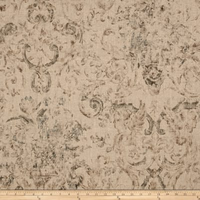 Ralph Lauren Home LFY66310F Old Hall Linen Floral Slate