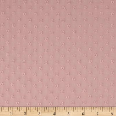 Telio Betty Dobby Dot Chiffon Blush