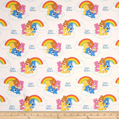 Care Bears Nostalgic Rainbow White