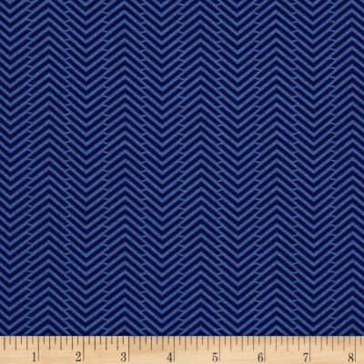 Mixology Herringbone Navy