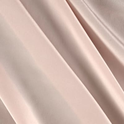 Thakoon Solid Crepe de Chine Pale Blush