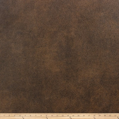 Richloom Tough Faux Leather Tevere Chocolate