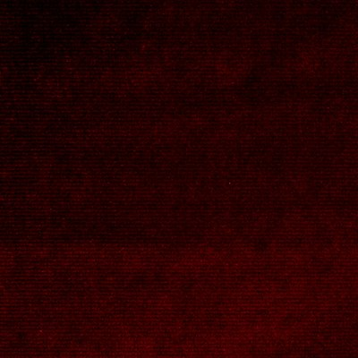 Stretch Velvet Cranberry