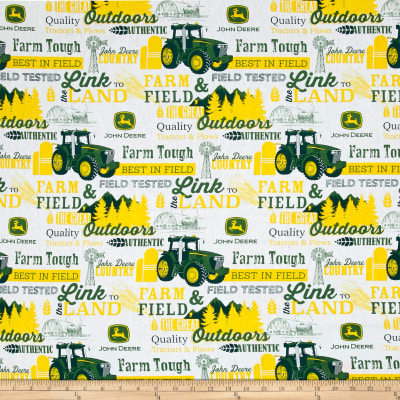 John Deere Farm & Field, The Great Outdoors Multi