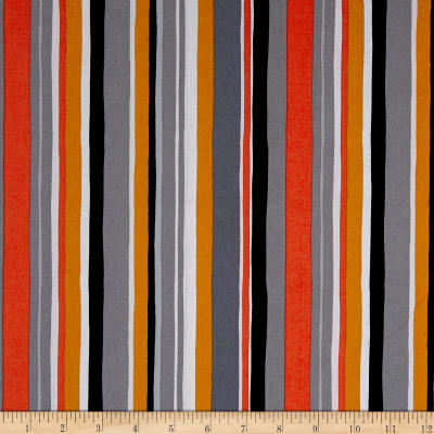 Kaufman Psychedelia Flame Square, Cabana Stripes