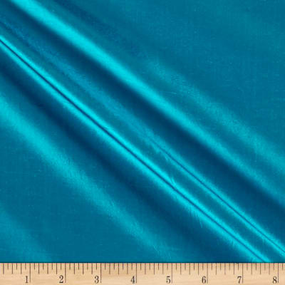 100% Silk Shantung Royal