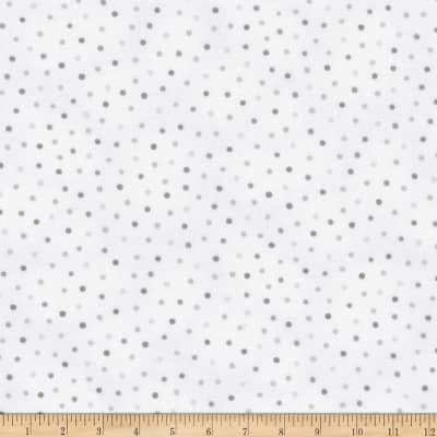 Kaufman Lady Elizabeth Dots Grey