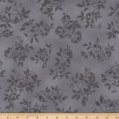 Kaufman Lady Elizabeth Flowers Grey