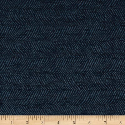 Richloom Fortress Performance Basketweave Bean Cobalt