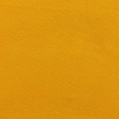 Fabric Merchants Double Brushed Solid Jersey Knit Mustard