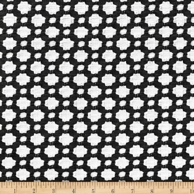 Schumacher Betwixt Jacquard Black/White