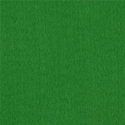 "72"" Rainbow Felt Apple Green (Bolt, 20 Yard)"