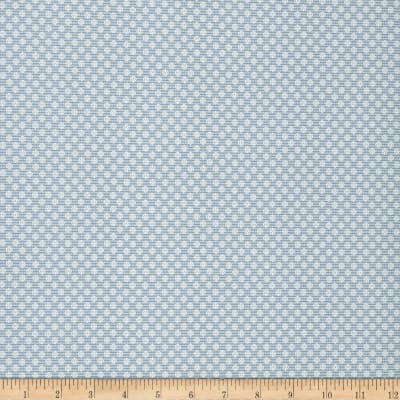 Fabricut 2677e Timbre Ii Wallpaper S0510 Powder Blue (Triple Roll)