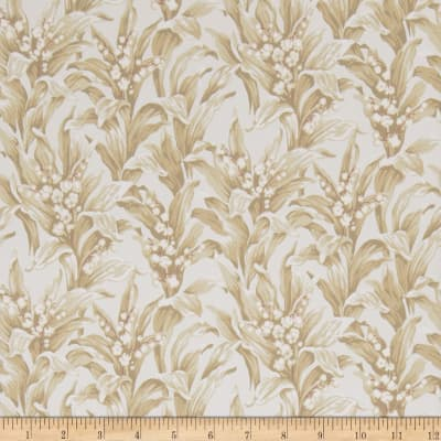 Fabricut 75014w Lily Wallpaper Willow 02 (Double Roll)