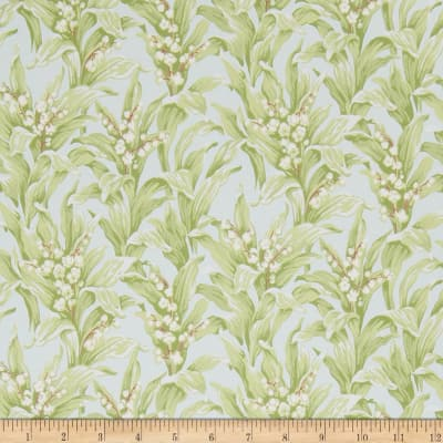 Fabricut 75014w Lily Wallpaper Meadow 03 (Double Roll)