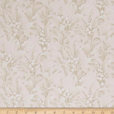 Fabricut 75014w Lily Wallpaper Cameo 07 (Double Roll)