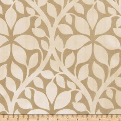 Fabricut 75017w Roslyn Wallpaper Antelope 03 (Double Roll)