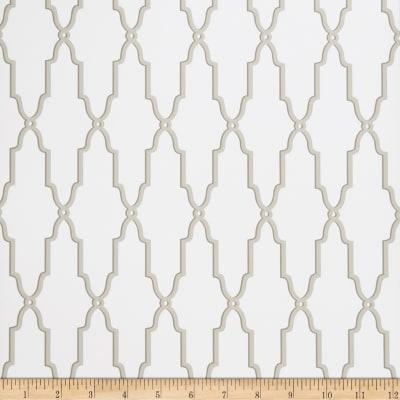 Fabricut 75024w Talbot Wallpaper Grey 02 (Double Roll)