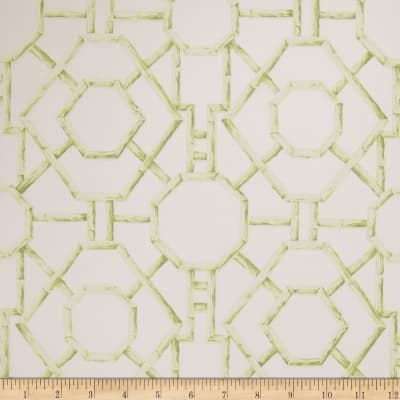 Fabricut 75025w Cristian Wallpaper Spearmint 03 (Double Roll)