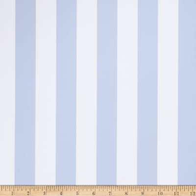 Fabricut 75026w Bri Stripe Wallpaper Blue 01 (Double Roll)