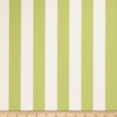 Fabricut 75026w Bri Stripe Wallpaper Green 03 (Double Roll)