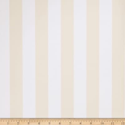 Fabricut 75026w Bri Stripe Wallpaper Linen 04 (Double Roll)