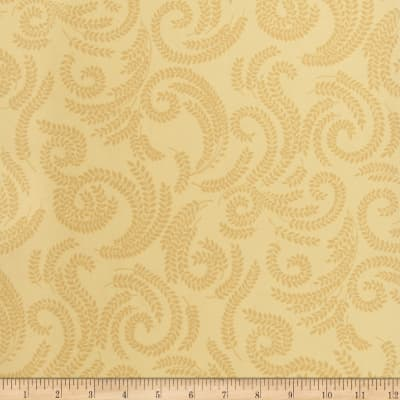 Fabricut Aaron Nonwoven Wallpaper Golden (Double Roll)