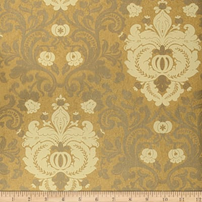 Fabricut Addamo Nonwoven Wallpaper Antique (Double Roll)
