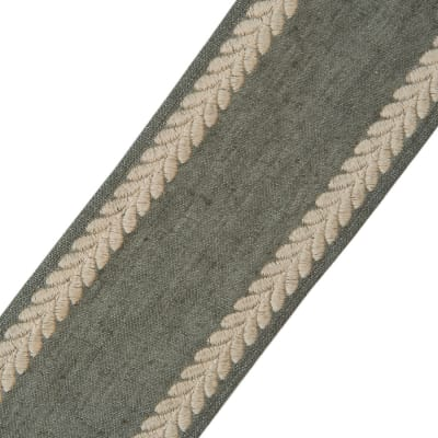 "French General 4.25"" Amelie Trim Flint"