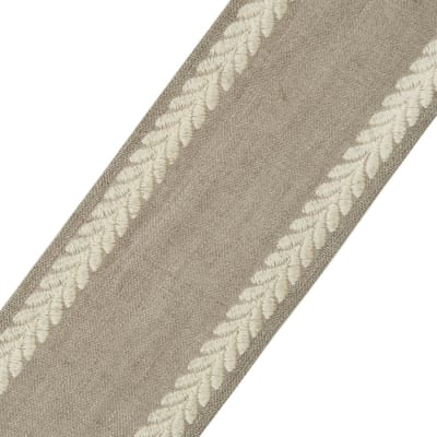 """French General 4.25"""" Amelie Trim Natural"""