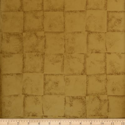 Fabricut Ansell Wallpaper Brassy Gold (Double Roll)