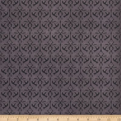 Fabricut Ardall Nonwoven Wallpaper Midnight (Double Roll)