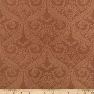 Fabricut Babington Wallpaper Cinnamon (Double Roll)