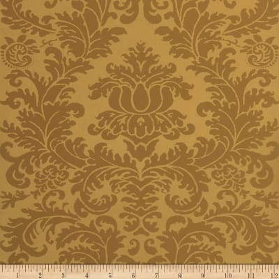 Fabricut Beeton Nonwoven Wallpaper Copper (Double Roll)