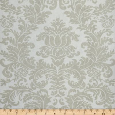 Fabricut Beeton Nonwoven Wallpaper Taupe (Double Roll)