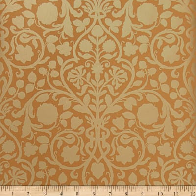 Fabricut Bennett Nonwoven Wallpaper Spice (Double Roll)