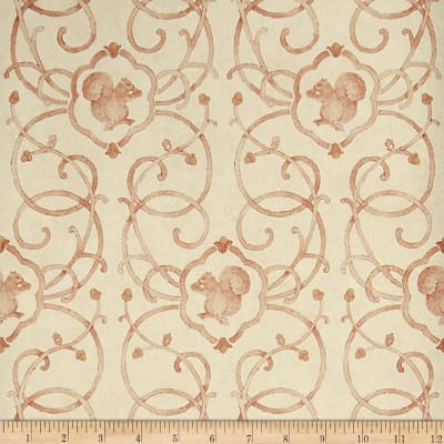 Charles Faudree Cashiers Wallpaper Rose (Double Roll)