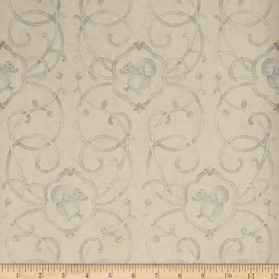 Charles Faudree Cashiers Wallpaper Grey (Double Roll)