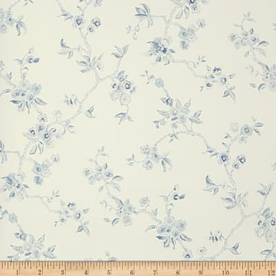 Fabricut Castell Wallpaper Meadow (Double Roll)