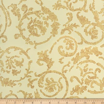 Fabricut Corbett Nonwoven Wallpaper Spice (Double Roll)