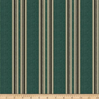 Fabricut Dailies Stripe Velvet Spa