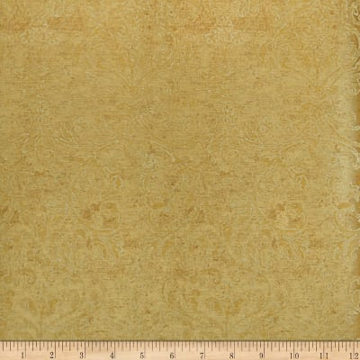 Fabricut Daniela Wallpaper Golden (Double Roll)