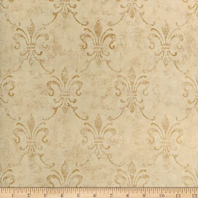 Fabricut Farmington Wallpaper Camel (Double Roll)