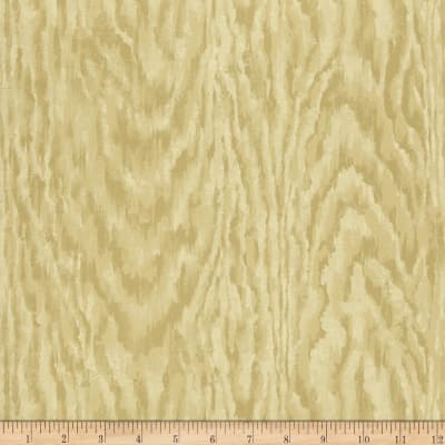 Charles Faudree Faux Bois Wallpaper Olive (Double Roll)